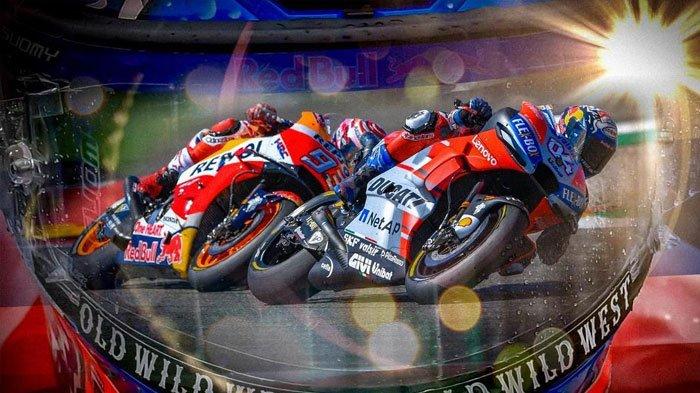 Hasil Kualifikasi MotoGP Jepang 2018 - Dovizioso Pole Position, Marquez dan Rossi Tak Masuk 5 Besar