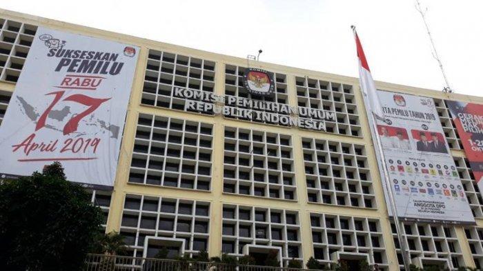LENGKAP Daftar Hasil Final Pileg 2019 KPU, PDIP dan Gerindra di Puncak, Ini Perolehan Parpol Lainnya