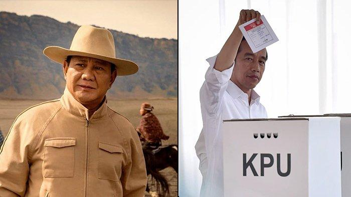 Setelah Klaim Unggul Hasil Quick Count Internal, Prabowo Subianto Disoraki Pendukung: Presiden!