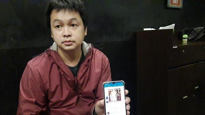 Teror Video Asusila, 10 Video Dikirim Orang Tak Dikenal Setiap Hari, Kini Dilaporkan ke Polisi