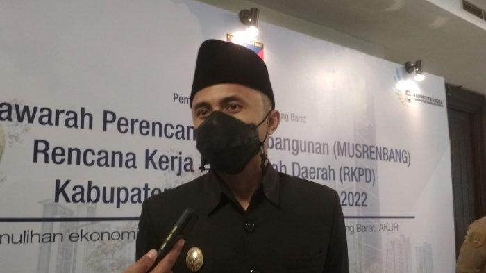 Aa Umbara Tersangka Korupsi, Instagram Hengky Kurniawan Diserbu Komentar: ''Mantul Pak Bupati!''