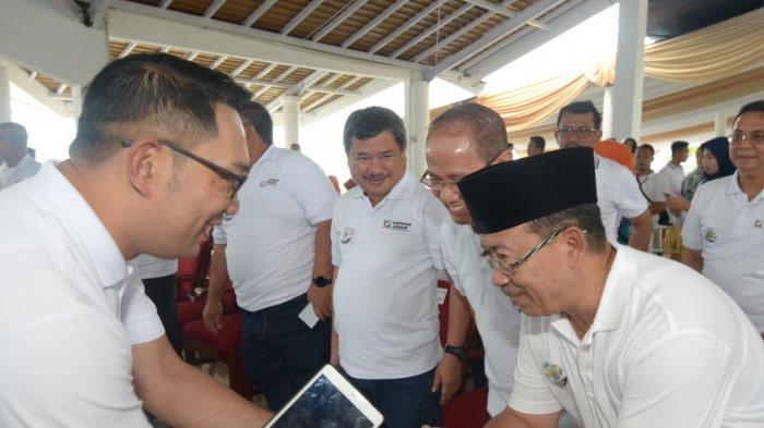 Jalur Puncak II Jadi Prioritas Bupati Cianjur, Disampaikan ke Gubernur Saat Kopdar Jawa Barat