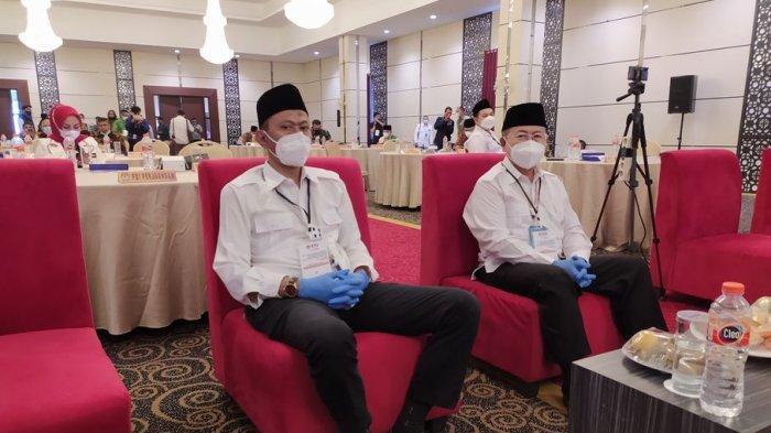 Akhirnya Herman Suherman dan Tb Mulyana Ditetapkan Bupati dan Wakil Bupati Cianjur Periode 2021-2026