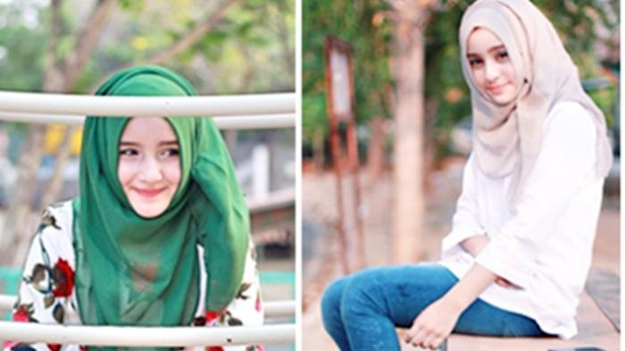 Bikin Baper, Ini Foto 7 Hijabers Cantik Thailand