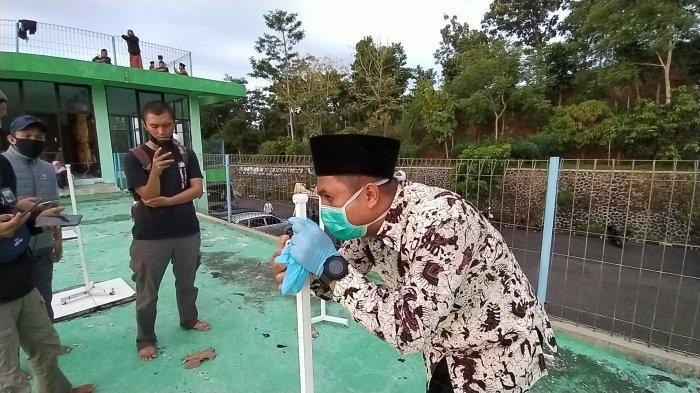 Hilal Gak Kelihatan di Kabupaten Sukabumi, Puasa Pun Genap 30 Hari, Lebaran Jatuh Pada Hari Minggu