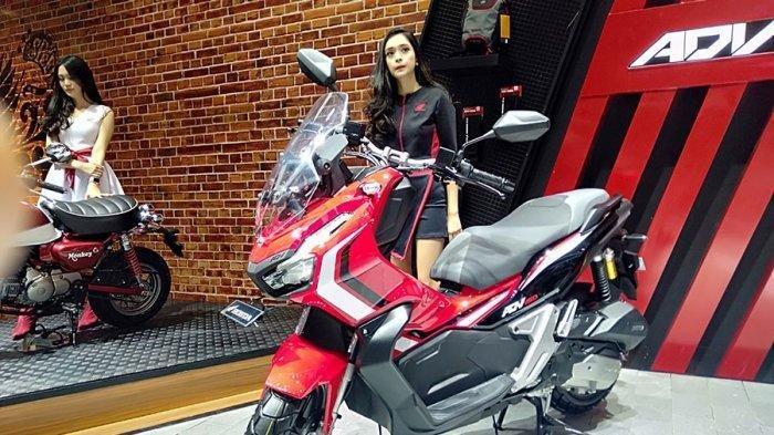 Daftar Harga Motor Honda Terbaru Februari 2020, Honda ADV 150 ABS Rp 36an Juta
