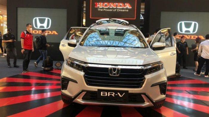 Spesifikasi All New Honda BR-V, Generasi Kedua Honda BRV