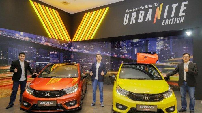 Honda Luncurkan Tiga Produk Anyar, Brio RS Urbanite Hadir dengan Dua Warna Sporty