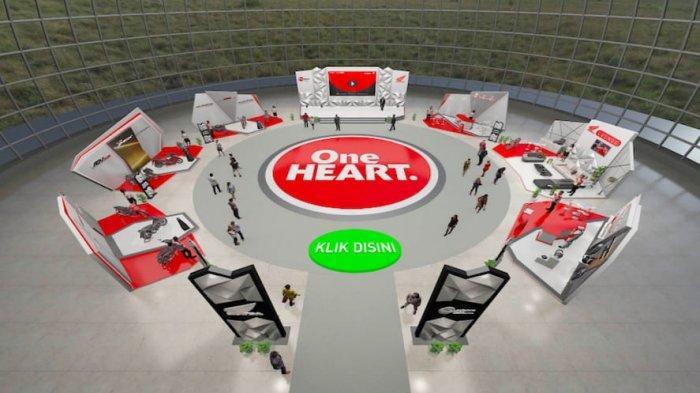 Program Khusus All New Honda CB150R Streetfire di Honda Jabar Virtual Expo