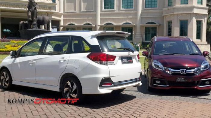 Daftar Harga Mobil Honda Mobilio Bekas Keluaran 2014 2016 Paling Murah Rp 110 Juta Tribun Jabar