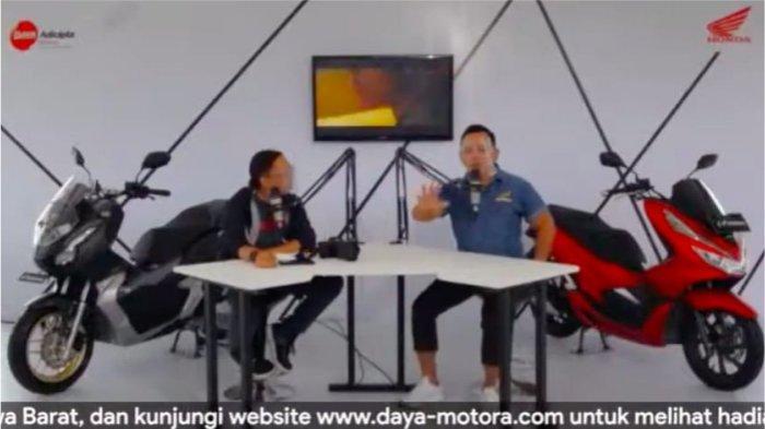Jawab Kerinduan Pecinta Matic Premium, DAM kembali Gelar Honda Premium Matic Day