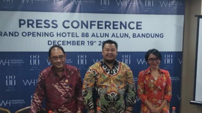 Hotel 88 Alun Alun Bandung Kini Sudah Beroperasi Penuh