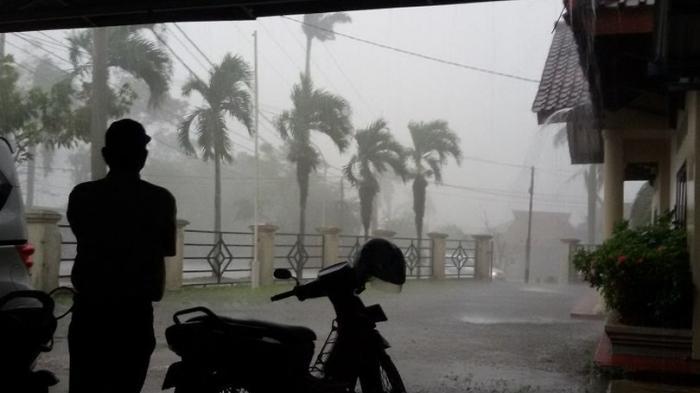 Prakiraan Cuaca Jawa Barat di Akhir Pekan, Ini Daerah ...