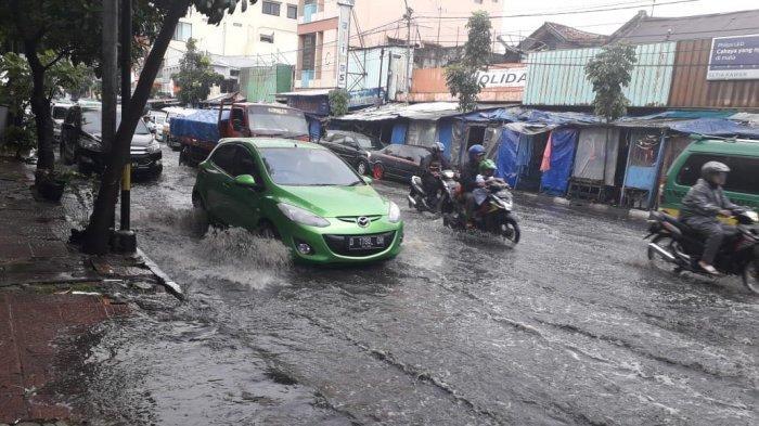 50 Kelurahan di Kota Bandung Dipasangi Sensor Cuaca, untuk Deteksi Hujan dan Potensi Banjir
