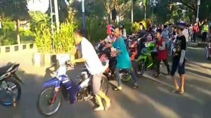 Anggota Polisi di Badung Tewas Tertabrak Mobil Saat Tertibkan Balapan Liar