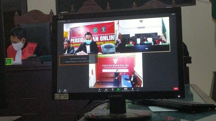 Majelis hakim Pengadilan Negeri (PN) Cibadak Kelas I B memvonis hukuman mati kepada 13 terdakwa kasus narkotika jenis sabu yang diungkap di Sukaraja, Kabupaten Sukabumi, Jawa Barat, Selasa (6/4/2021).
