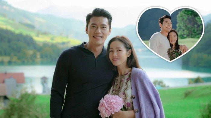 Hyun Bin dan Son Ye Jin. Dispatch Laporkan Pemian 'Crash Landing On You' Hyun Bin dan Son Ye Jin Berpacaran
