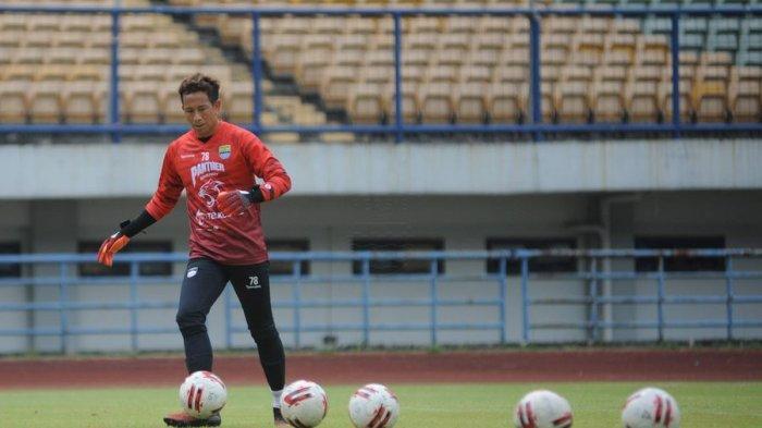 Berita Persib Bandung - I Made Wirawan Menilai Luizinho Passos Pelatih Kiper Paling Keras