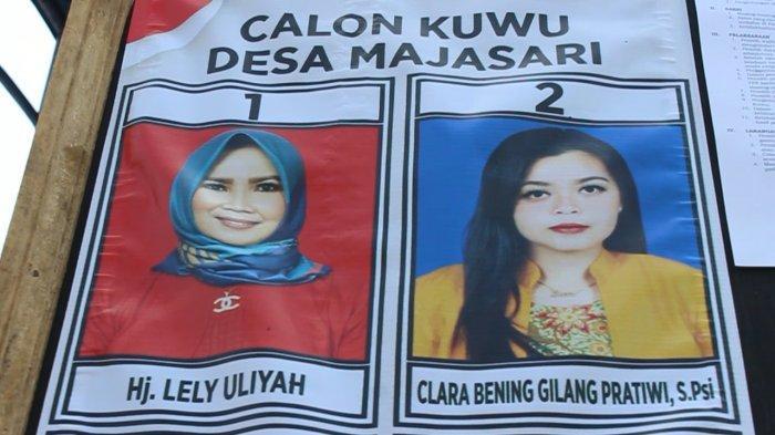 Kisah Ibu dan Anak di Indramayu Bersaing dalam Pilkades Majasari Indramayu, Sang Ibu Menang Telak