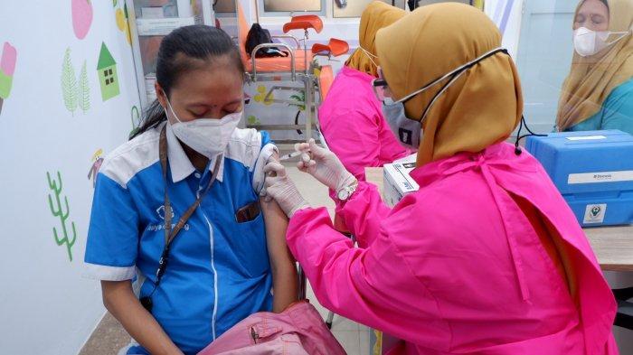 Ribuan Ibu yang Sedang Berbadan Dua Diburu Pemkot Cirebon, Jadi Sasaran Vaksinasi Covid-19