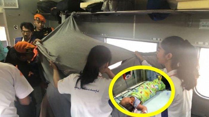 Ada yang Melahirkan di KA Kertajaya saat Mudik, PT KAI Ingatkan Syarat Ibu Hamil Bisa Naik KA