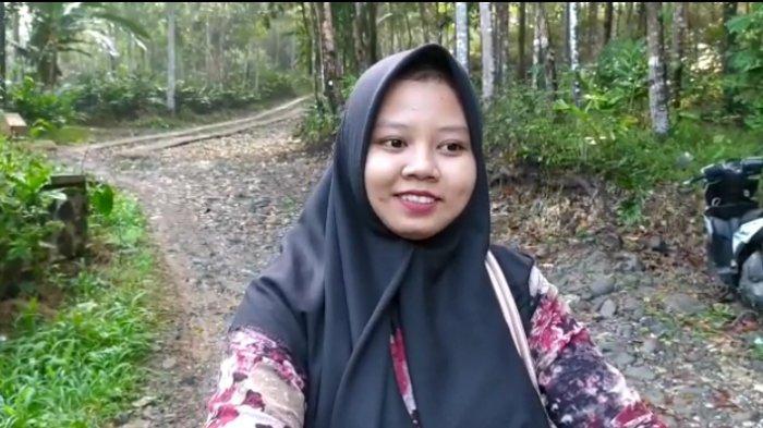 Cerita Icha, Waswas Terhalang Banjir saat Akan Menyeberang Sungai Sintok di Pangandaran