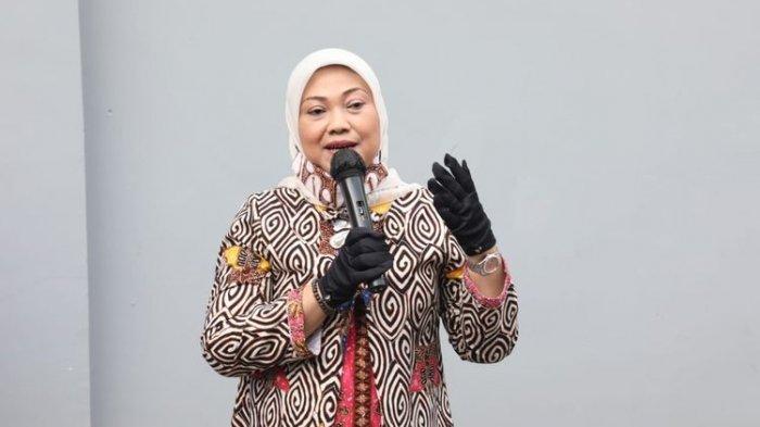 Menteri Tenaga Kerja Ida Fauziyah