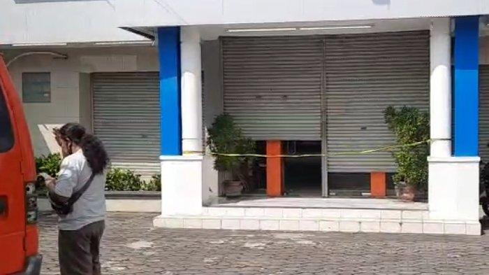 Tak Hanya Ambil Uang, Maling Apotek di Tasik Juga Gondol Server CCTV, Diduga Takut Aksi Terekam