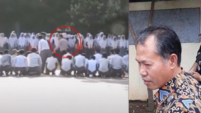Nasib Guru SMAN 12 Bekasi yang Viral Pukul Siswanya, Muncul Petisi Dukung Idiyanto, Ada Siswa Nangis