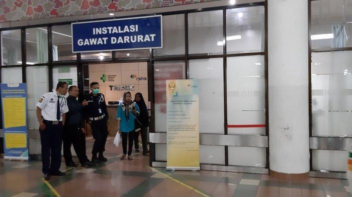 UGD Rumah Sakit Hasan Sadikin Bandung Overload Pasien Covid-19? Ini Penjelasan Plh Direktur Medik
