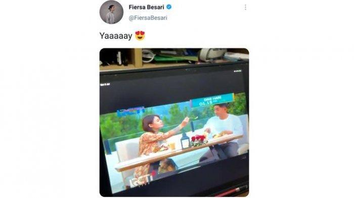 Fiersa Besari Girang Ada Bintang Ikatan Cinta di MasterChef, Arnold Purnomo: Napa Gak Tag Gue?