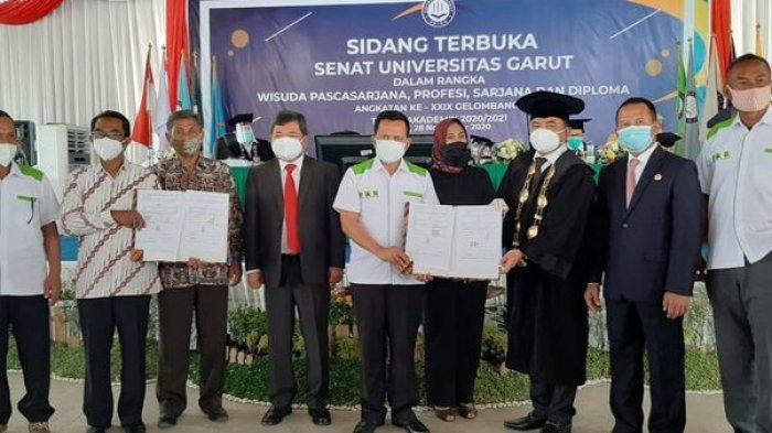 Ikatan Keluarga Alumni Lemhannas PPSA XXI Dukung Pembangunan Ekonomi Garut Selatan