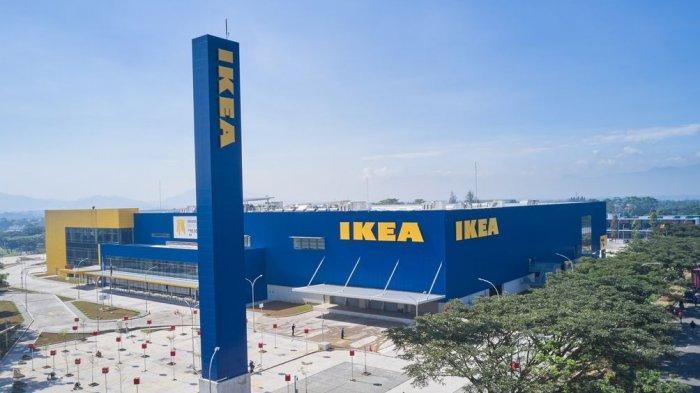 Dibuka 28 Maret, Yuk Buruan Registrasi Online untuk Berbelanja di IKEA Kota Baru Parahyangan