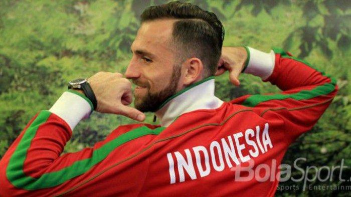 Karena Sudah Dinaturalisasi, Ilija Spasojevic Prioritaskan Klub di Indonesia