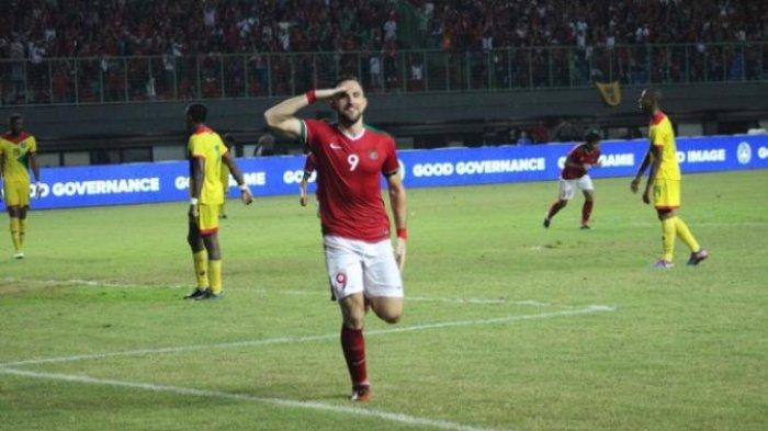 Ilija Spasojevic Resmi Tinggalkan Bhayangkara FC, Pelabuhan Berikut di Persib Bandung?