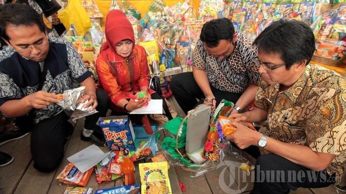 Jelang Lebaran, BPOM Temukan Produk Kedaluwarsa dan Makanan Mengandung Formalin, Kota Ini Terbanyak