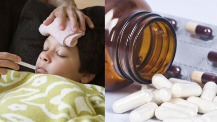 Anak Positif Covid-19 dan Harus Isolasi Mandiri? Ini Obat dan Vitamin yang Bisa Digunakan