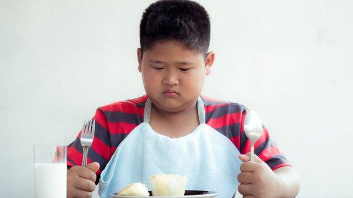 Anak Gemuk Menggemaskan? Waspadai Obesitas Pada Anak, Ini Cara Mencegahnya