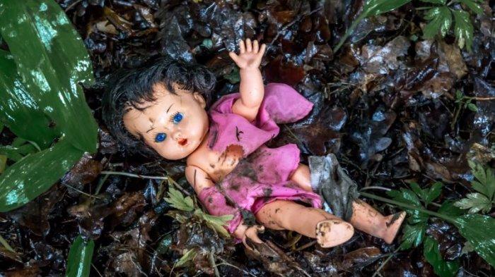 Warga Garut Dikejutkan Penemuan Bayi di Bantaran Sungai Cimanuk, Usianya Kurang dari Satu Bulan