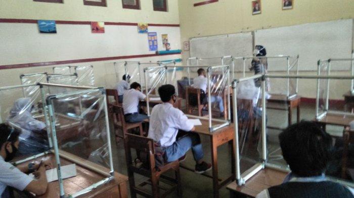10 SMA dan SMK di Tasikmalaya Bakal Gelar KBM Tatap Muka, Ini Rencana Tanggal Dimulainya