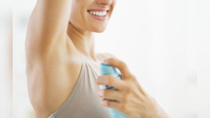Ruam di Ketiak Akibat Pakai Deodoran? Atasi dengan Cara Ini