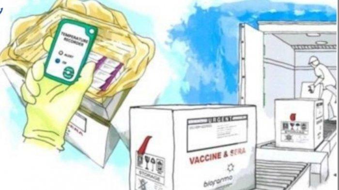 Efek Vaksin Sinovac untuk Covid-19 Pegal-pegal dan Demam, Vaksinasi Pertama pada 13 Januari 2021
