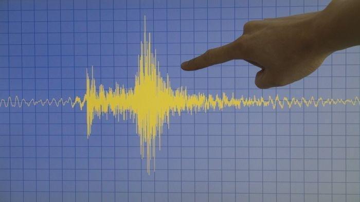 BARU SAJA Terjadi Gempa di Kota Sukabumi, Pusat Gempa di Darat, Bukan di Laut