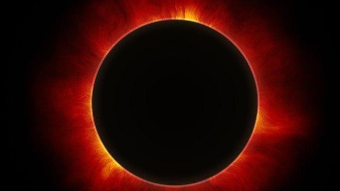 Gerhana Bulan 2020 Bakal Terjadi 4 Kali,LAPAN Rilis Jadwal Gerhana Matahari Akan Terjadi hingga 2100