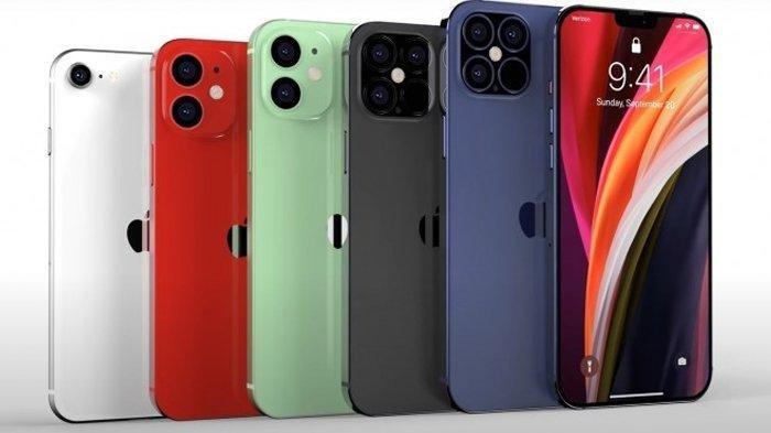Akhirnya, iPhone 12 Sudah Bisa Dipesan di Indonesia Mulai 11 Desember, Berikut Daftar Harganya