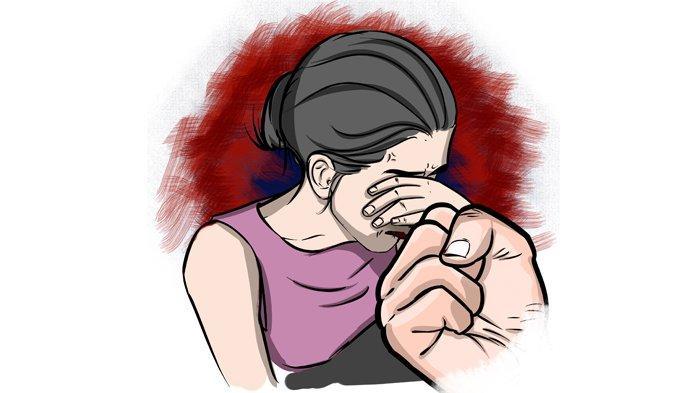 Ilustrasi KDRT_Kekerasan Perempuan