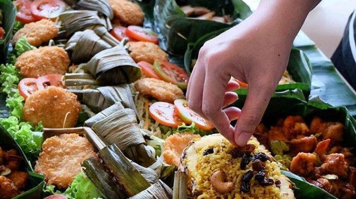 Ragam Manfaat Makan Menggunakan Tangan yang Tak Bisa Diremehkan, di Antaranya Bantu Pencernaan