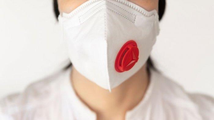 Beredar di pasaran, Masker dengan Katup Pernafasan Tak Efektif Cegah Covid-19? Ini Penjelasannya