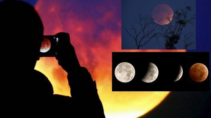Tips Memotret Gerhana Bulan Penumbra 11 Januari 2020 Via Smartphone, Catat Juga Waktu Terbaiknya