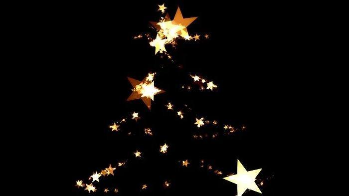 GIF atau Gambar Bergerak Ucapan Hari Natal atau Merry Christmas 2019, Bagikan ke Keluarga dan Teman